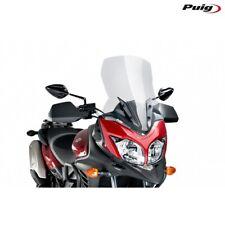 SUZUKI V-STROM DL 650 A 2012 > CUPOLINO PUIG TRASPARENTE TOURING PARABREZZA