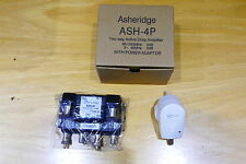 Asheridge ASH-4p 2 Port Signal Booster for Virgin Media CATV