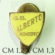 Distintivo Gruppo Sportivo Ciclistico Alberto Mondovì 2a metà del XX secolo