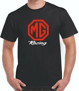 MG racing sport tee