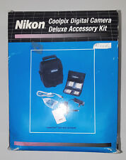 Nikon Coolpix Digital Camera Deluxe Accessory Kit (BRAND NEW!)