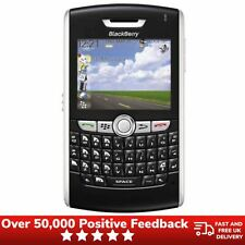 Blackberry 8820 Desbloqueado Teléfono Móvil-Negro