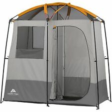 Ozark Trail 2-Room Non-Instant Shower Tent Free Shipping !!!