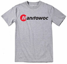 MANITOWOC Construction Cranes T-shirt