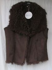 Marks and Spencer Polyester Outer Shell Brown Coats, Jackets & Waistcoats for Women