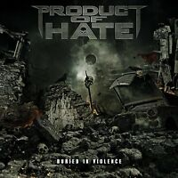 PRODUCT OF HATE - BURIED IN VIOLENCE  CD NEU