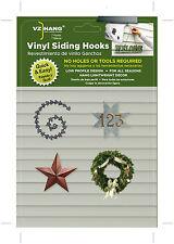 VZ Hang 7 Pack Vinyl Siding Hooks -LOW PROFILE