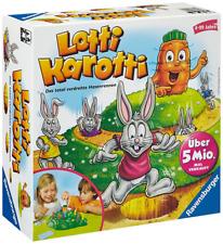 Ravensburger Kinderspiel Lotti Karotti - 21556 / Das lustige Brettspiel für die