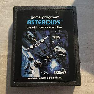 ASTEROIDS - Atari 2600 jeu retrogaming en loose
