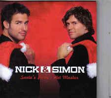 Nick&Simon-Santa s Party cd maxi single incl videoclip