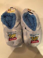 Ladies Disney Toy Story Footlet Slippers 6 7 8 Ladies