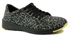 NIB GUCCI 375083 Men's Lace Up Reflex Leopard Print Sneaker Shoes, 7.5G/8.5US