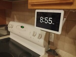Google Home Hub Kitchen Cabinet Mount - Invisible, Floating and Adjustable