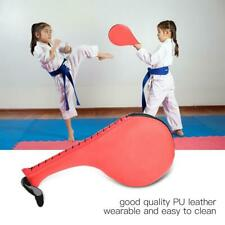 Taekwondo Double Kick Pad Target Tae Kwon Do Karate Kickboxing Mma Training Usa