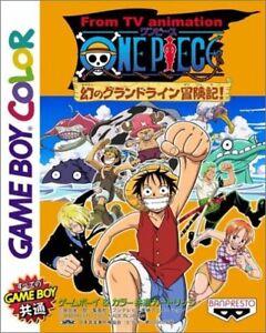 From TV Animation - One Piece: Maboroshi no Grand Line Boukenki! (Japanese Impor