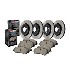 StopTech 934.66016 Street Axle Pack Slotted For 07-14 GMC Yukon NEW