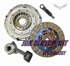 JDK 2000-2004 FORD FOCUS ZTS ZTW 2.0L DOHC OE PERFORMANCE CLUTCH KIT W/ CSC