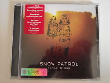 Snow Patrol - Final Straw. CD Album (L14)