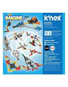 K'Nex Fly Away Building Set - 113pc - Kit no 45509
