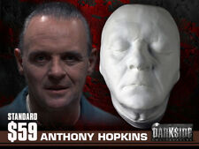 NEW ANTHONY HOPKINS HANNIBAL LIFE-SIZE Life Casts Life-Mask in Lightweight Resin