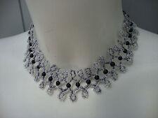 Markenlose Modeschmuck-Halsketten aus Perlen