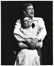 "Peter Palmer ""OKLAHOMA!"" Louise O'Brien / Rodgers & Hammerstein 1963 Press Photo"