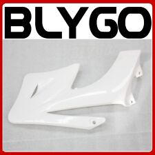 WHITE Plastic Front RIGHT Tank Side Guard Fender APOLLO ORION 250 PIT Dirt Bike