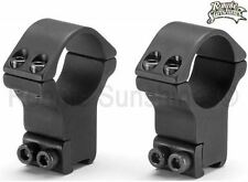 Sportsmatch 30mm Extra High 2 Piece Double Screw Air Rifle Scope Mounts HTO71