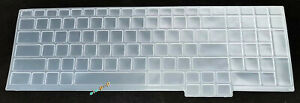 Keyboard Skin Cover for Dell Alienware m17 R2/R3/R4, Area 51m R2, G7 17-7700