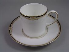 WEDGWOOD CAVENDISH LARGE COFFEE CUP/CAN AND SAUCER.