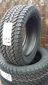255 55 19 111H GENERAL GRABBER AT3 TYRES x2   ALL TERRAIN  DELIVERED PRICE