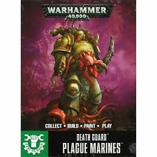 Warhammer 40K: Death Guard Plague Marines (Easy To Build) GWS 43-30
