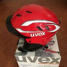 Uvex X-ride Motion Junior Ski Snowboard Helmet XXS - S / 51-55 cm  Red