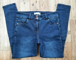Ladies NEXT Waist Enhancer Skinny jeans size 14 R waist 32 leg 29