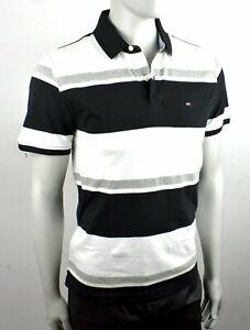 Tommy Hilfiger Men's Logo Polo Shirt Top - 8876287 / 001