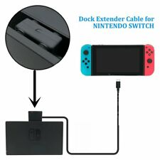 Dock Charger Extender Cable Nintendo Switch Fast Charging Support 10 Gbps Rate
