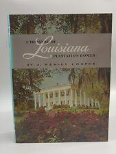 Louisiana: A Treasure of Plantation Homes-Cooper-1983-Architecture