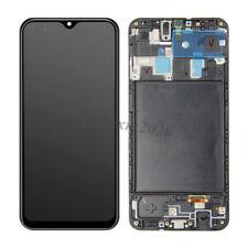 Para Samsung Galaxy A20 A205U Pantalla LCD Pantalla Táctil Digitalizador montaje Marco