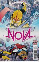 NOVA #2 MARVEL COMICS 2017 BAGGED AND BOARDED