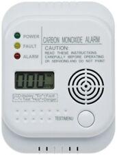 CO Kohlenmonoxidmelder CO2 Melder Gasmelder Warner Gaswarngerät Gaswarnmelder