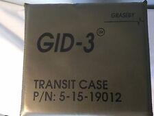 MILITARY PALLET LOT (51 CASES) Graseby, GID-3 Transit case, P/N 5-15-19012