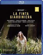 Emmanuelle HA 'm - Mozart: La Finta Giardiniera NUEVO BLU-RAY