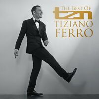 TIZIANO FERRO - TZN-THE BEST OF TIZIANO FERRO  CD NEU