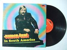 James Last – In South America -Disco Vinile 33 Giri LP Album Stampa ITALIA 1974