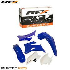 RFX MX Plastic Kit (OEM) To Fit Yamaha WRF450 WR450F 2007-2011