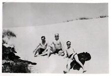 15465/ Originalfoto 6x9cm, nackte Soldaten, naked soldiers, Vintage Gay, WWII