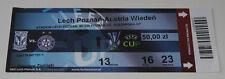 Ticket for collectors UEFA Lech Poznan Poland Austria Wien