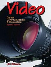 Video : Digital Communication and Production by Jim Stinson (2007, Hardcover)