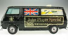 Grip zechin-nissan Caravan-John Player especial - 1:52 - eidai Model Car