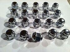 HONDA ACURA OEM 20pc Lug Nut set 19mm 12x1.5mm Shorts